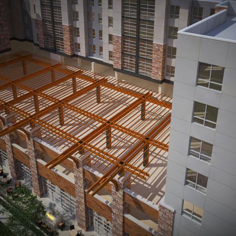 LKArchitecture Hospitality ArcherHotel RedmondWA 8