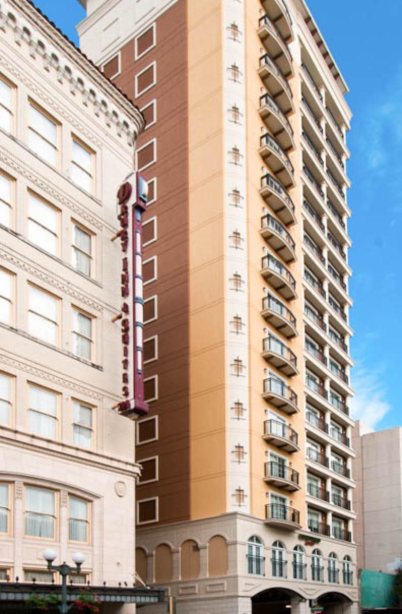 LKArchitecture Hospitality Courtyard SanAntonioTX 1
