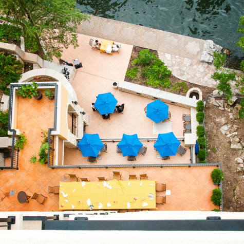 LKArchitecture Hospitality Courtyard SanAntonioTX 6