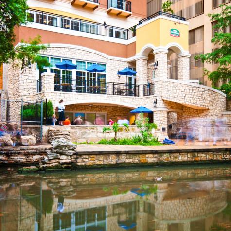 LKArchitecture Hospitality Courtyard SanAntonioTX 7