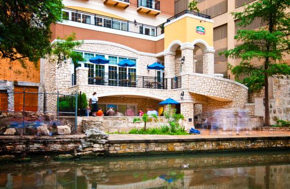 Courtyard, San Antonio, TX