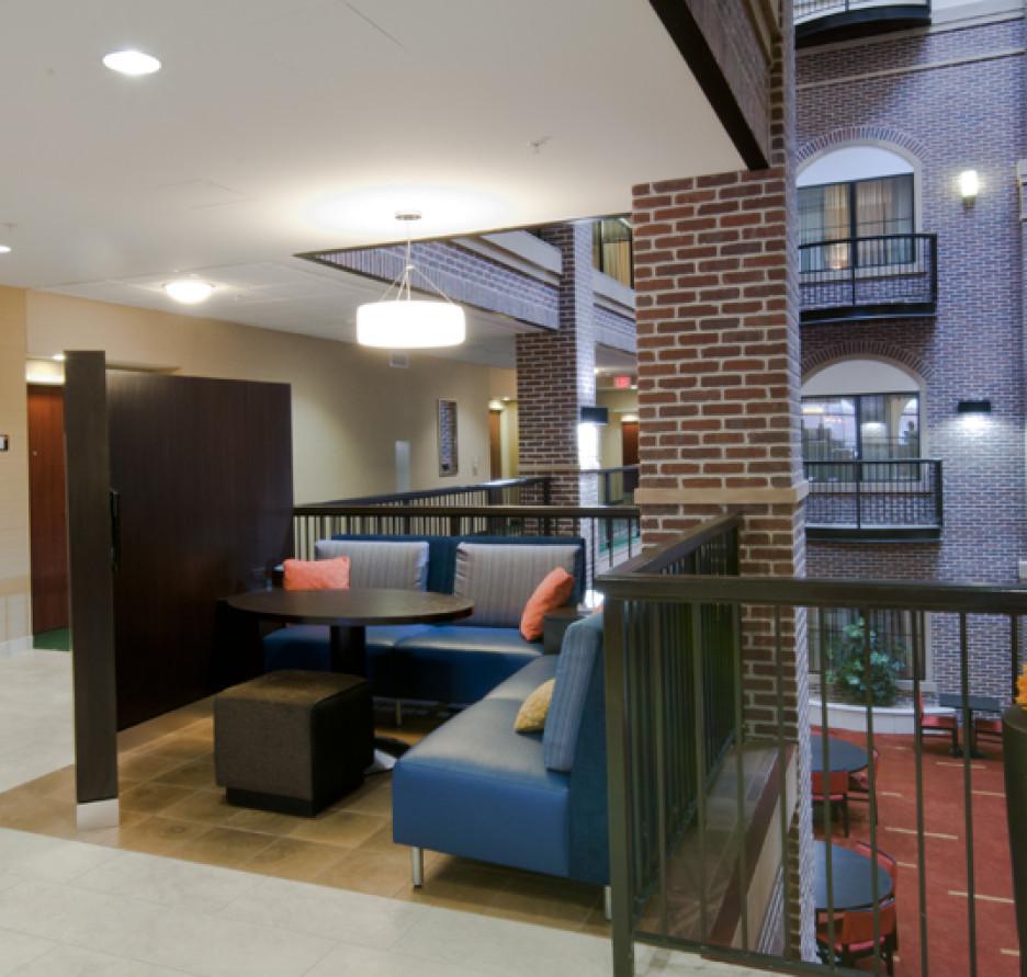LKArchitecture Hospitality Courtyard WichitaKS 11