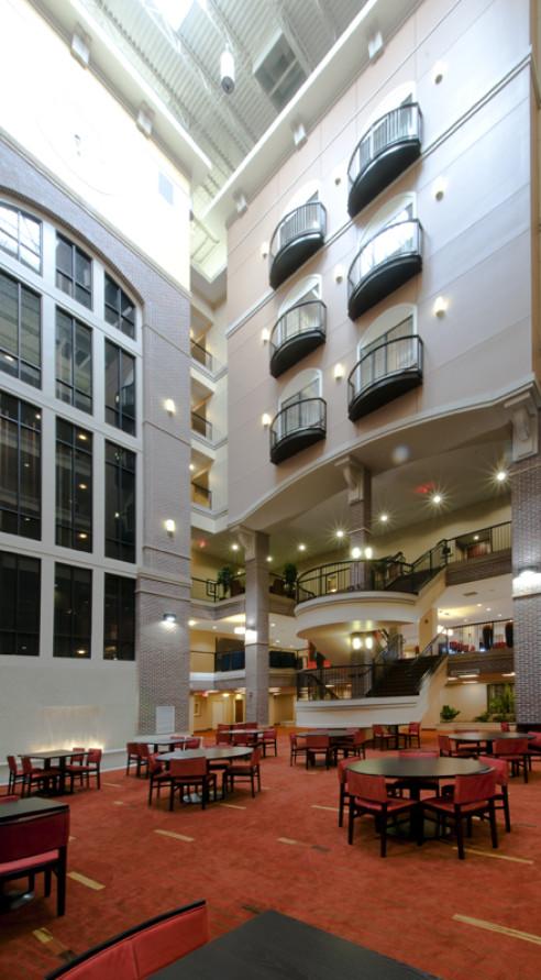 LKArchitecture Hospitality Courtyard WichitaKS 12