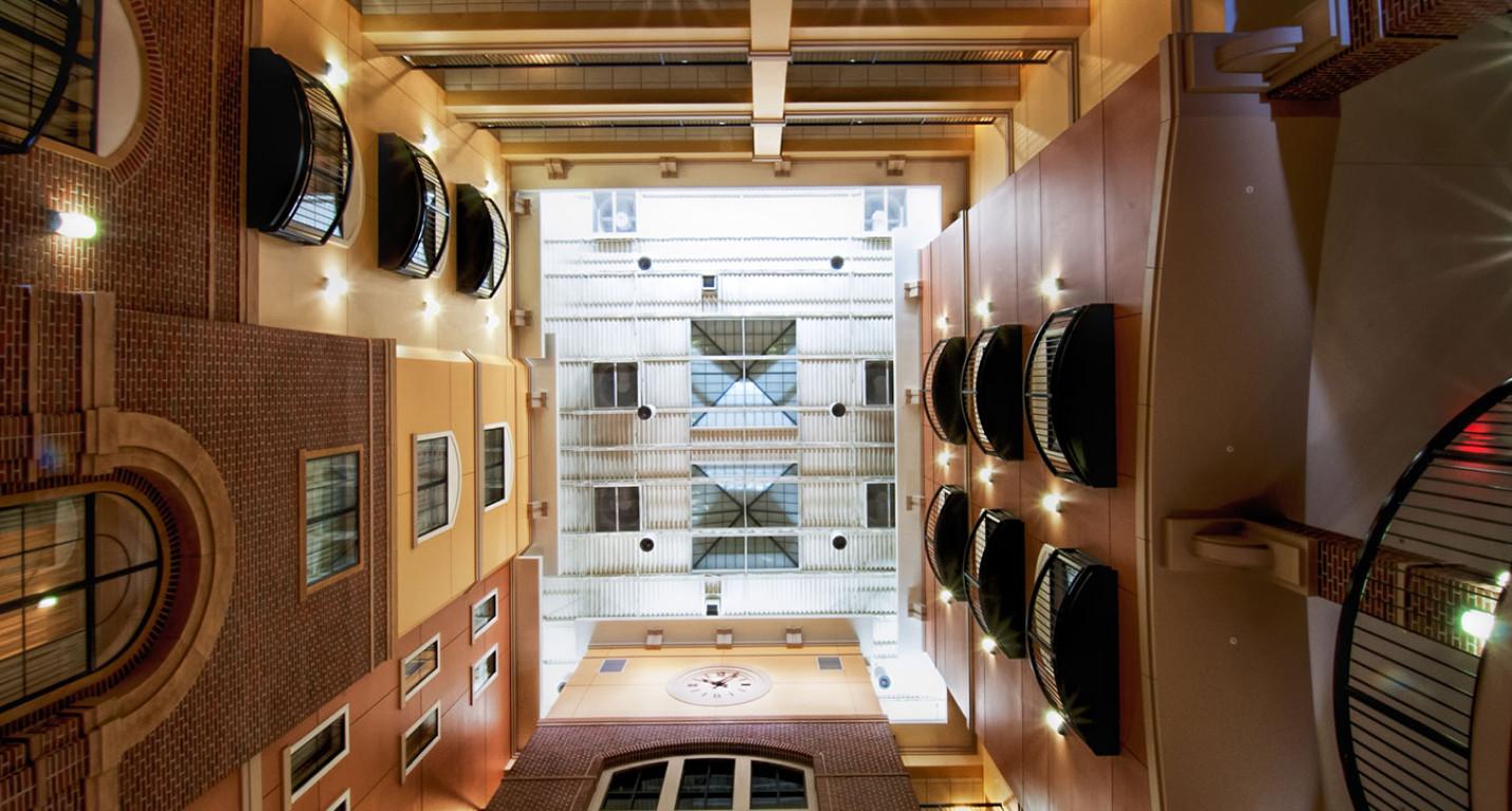LKArchitecture Hospitality Courtyard WichitaKS 5