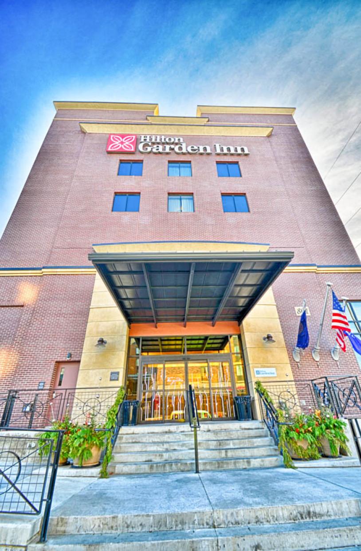 LKArchitecture Hospitality HiltonGardenInn LincolnNE 5