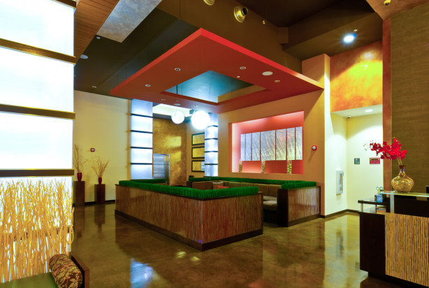 LKArchitecture Hospitality HyattHouse RichmondPA 1
