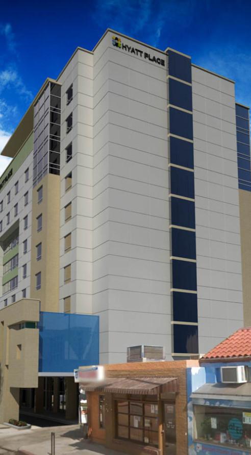 LKArchitecture Hospitality HyattPlace GlendaleCA 1