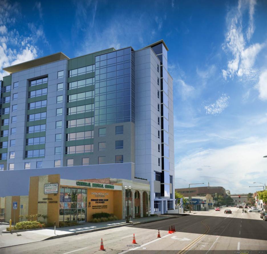 LKArchitecture Hospitality HyattPlace GlendaleCA 2
