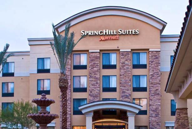 LKArchitecture Hospitality ResidenceInn&SpringhillSuites GlendaleAZ  3