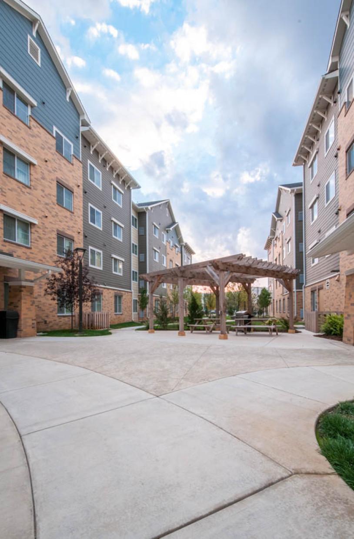 LKArchitecture Hospitality WaterWalkHotel&Apartments WichitaKS 1