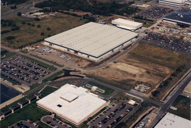 LKArchitecture Industrial BoeingNacelle&AssemblySupport WichitaKS 1
