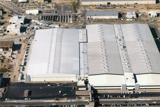 LKArchitecture Industrial BoeingNacelle&AssemblySupport WichitaKS 5