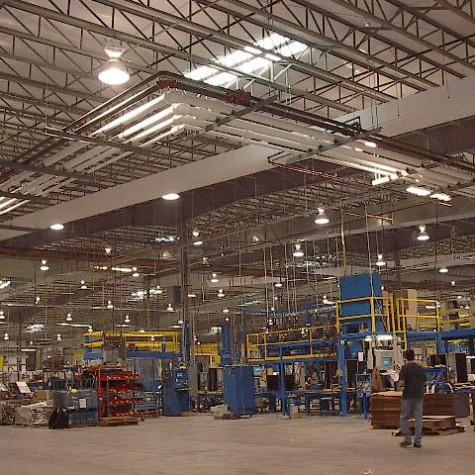 LKArchitecture Industrial YorkManufacturing WichitaKS 2