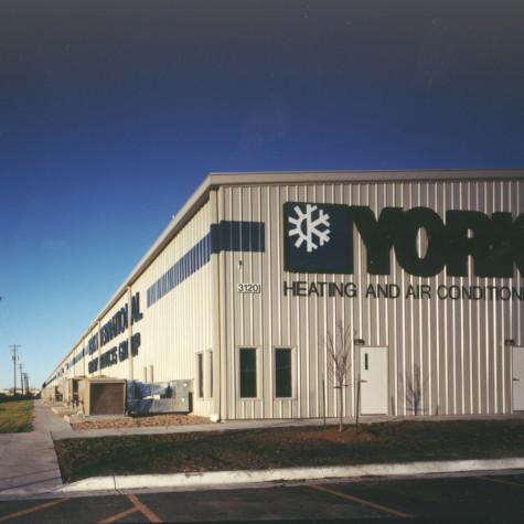 LKArchitecture Industrial YorkManufacturing WichitaKS 3