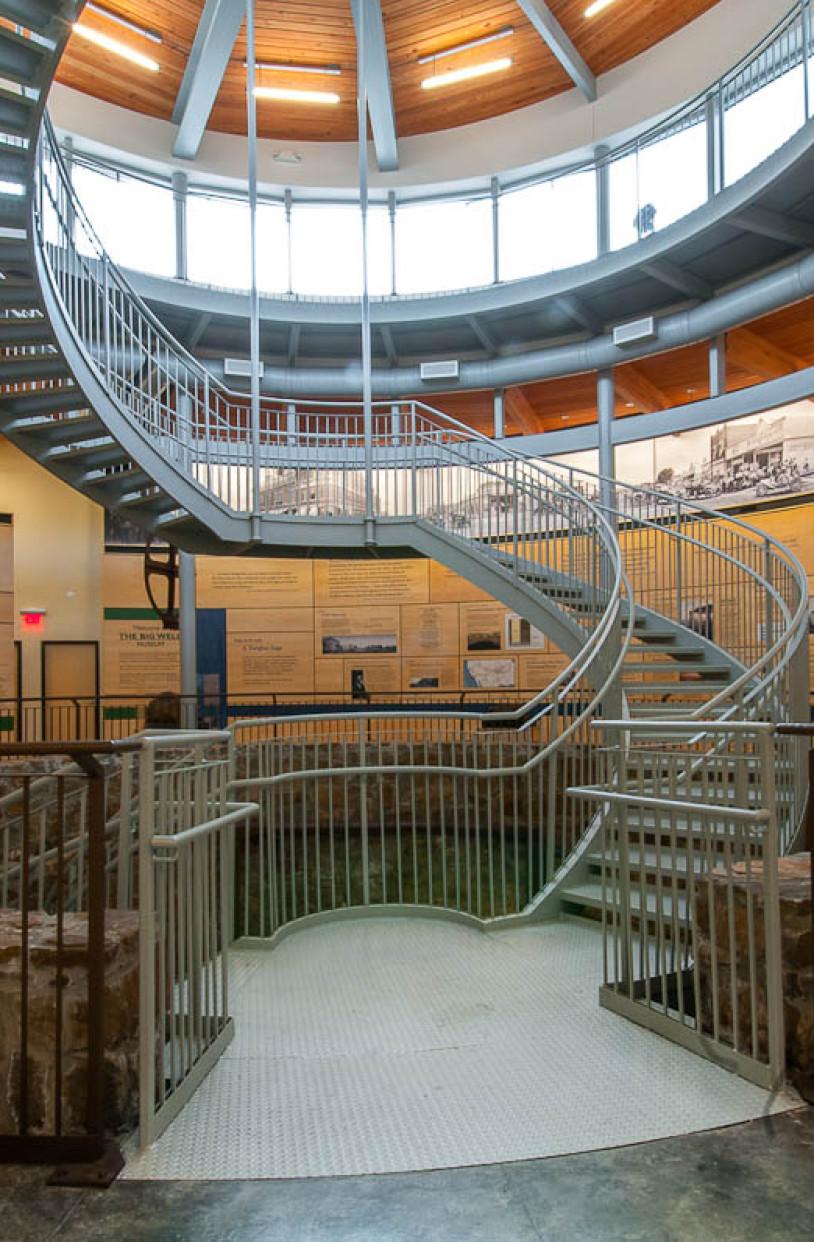 LKArchitecture Institutional BigWell GreensburgKS 14