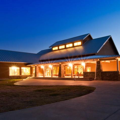 LKArchitecture Institutional CowtownVisitorsCenter WichitaKS 11