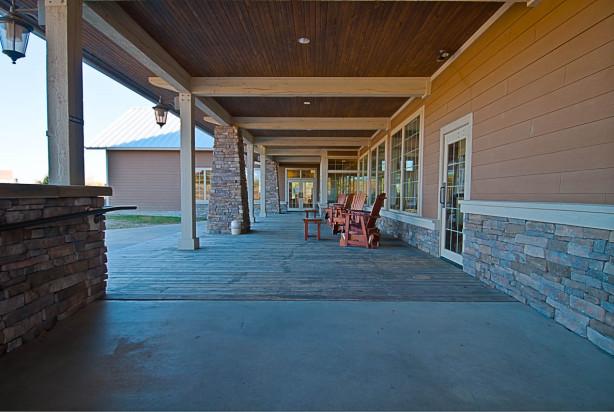 LKArchitecture Institutional CowtownVisitorsCenter WichitaKS 19