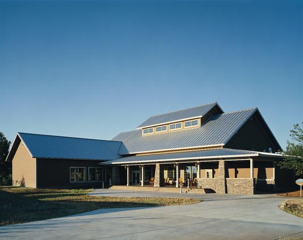 Cowtown Visitors Center, Wichita, KS