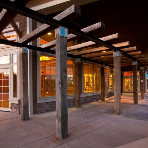 LKArchitecture Institutional CowtownVisitorsCenter WichitaKS 44