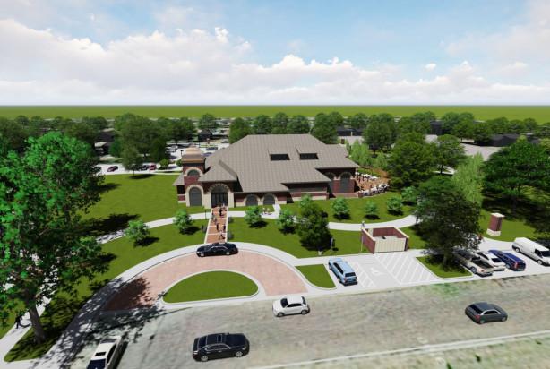 LKArchitecture Landscape WilsonPark Wichita Kansas 4