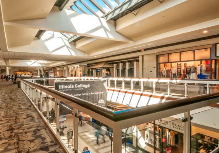 LKArchitecure Malls White Oaks Mall, Springfield, ILWichitaKS 61