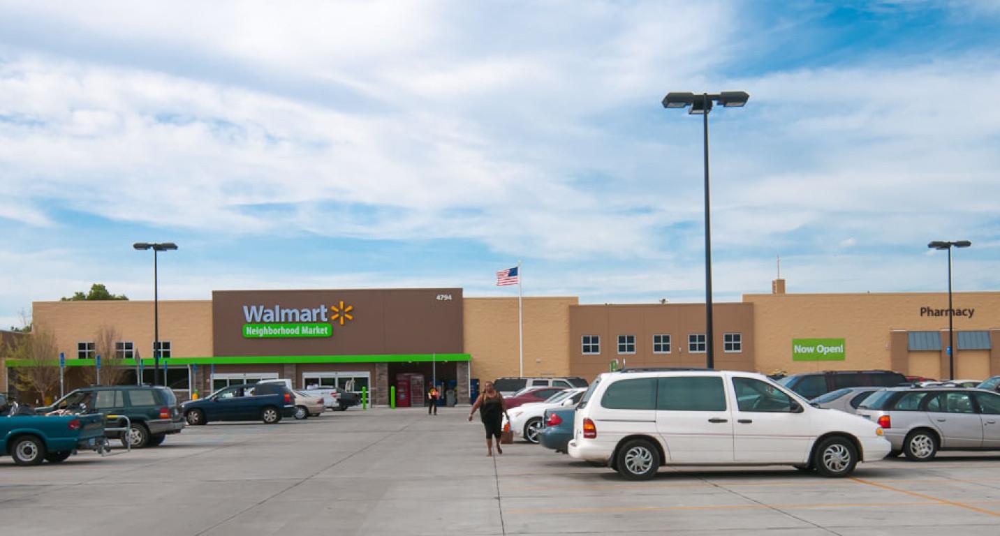 LKArchitecure RetailStores Walmart WichitaKS 1