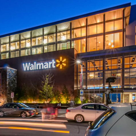 LKArchitecure RetailStores Walmart, Tysons Corner, Mclean, Va WichitaKS 16