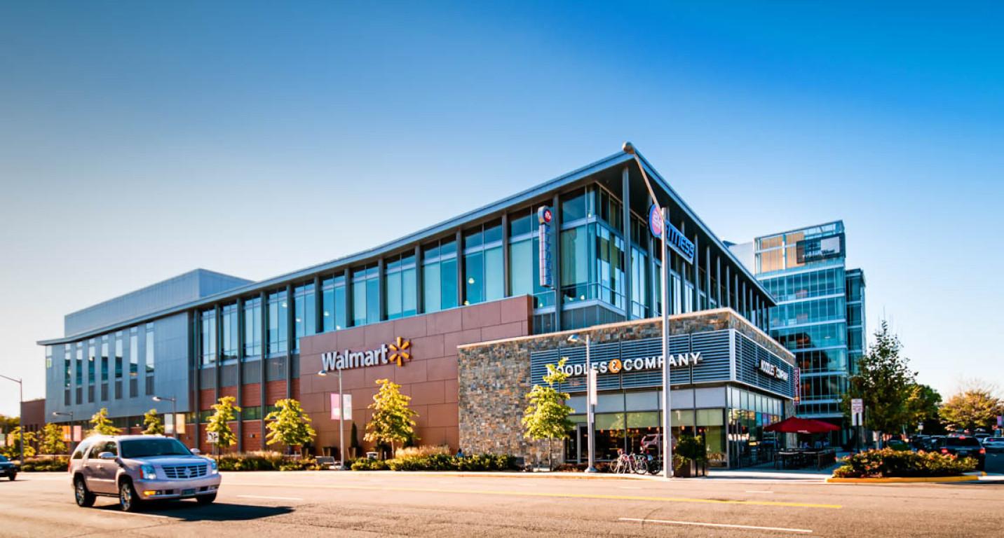 LKArchitecure RetailStores Walmart, Tysons Corner, Mclean, Va WichitaKS 2