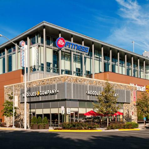 LKArchitecure RetailStores Walmart, Tysons Corner, Mclean, Va WichitaKS 20