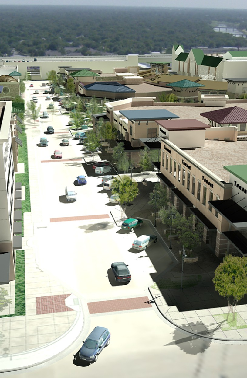 LKArchitecure Waterfront WaterWalk WichitaKS 25