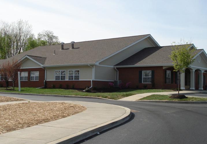 Lk Architecture Healthcare Heartland Hospice Wilmington De 02