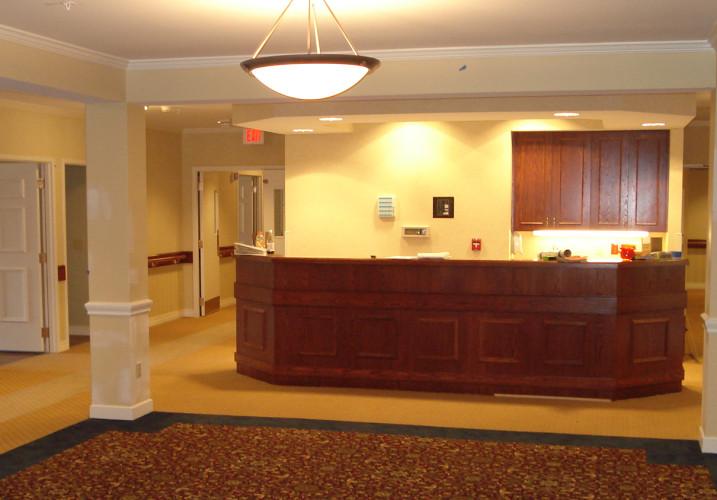 Lk Architecture Healthcare Heartland Hospice Wilmington De 03