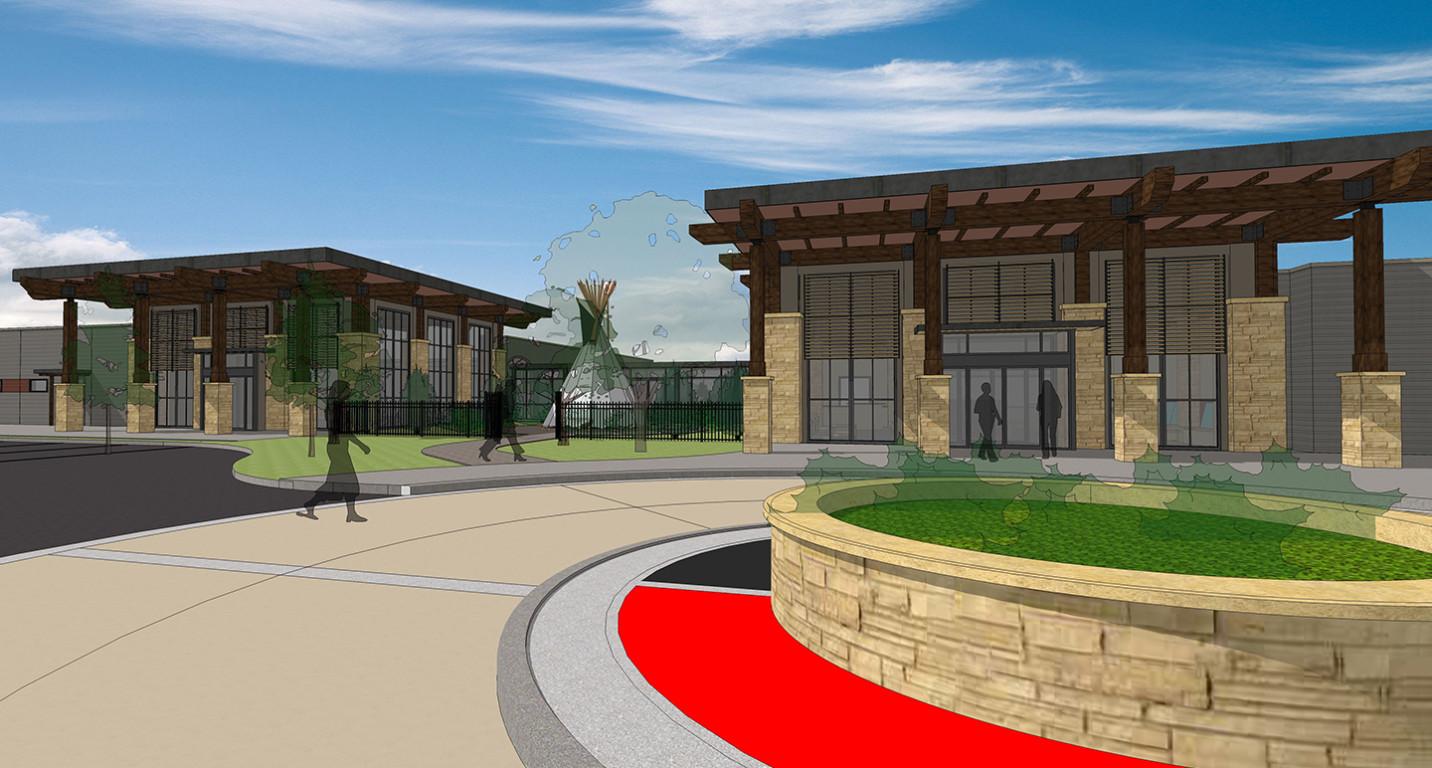 Lk Architecture Healthcare Hunter Health Clinic Wichita Ks 01