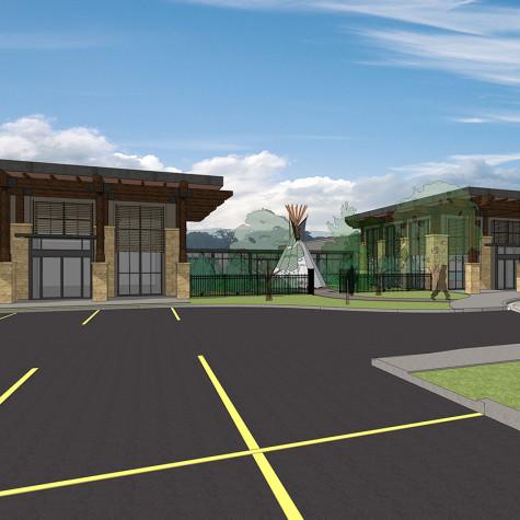 Lk Architecture Healthcare Hunter Health Clinic Wichita Ks 03
