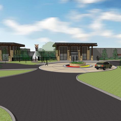 Lk Architecture Healthcare Hunter Health Clinic Wichita Ks 04
