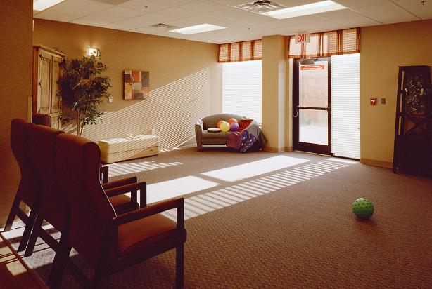 Lk Architecture Healthcare Via Christi Hope Wichita Ks 02