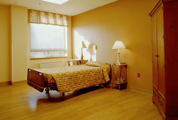 Lk Architecture Healthcare Via Christi Hope Wichita Ks 04