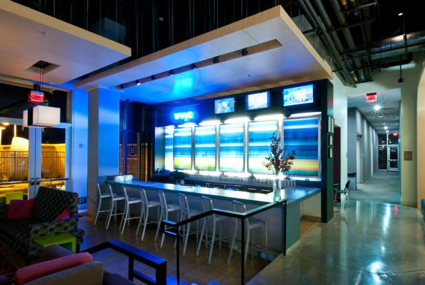 Lk Architecture Hospitality Aloft Austin Tx 02