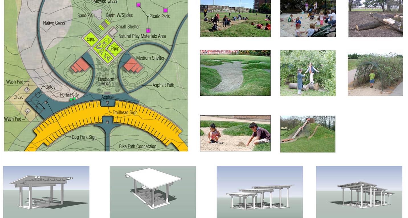 Lk Architecture Landscape Architecture Chapin Park Wichita Ks 03