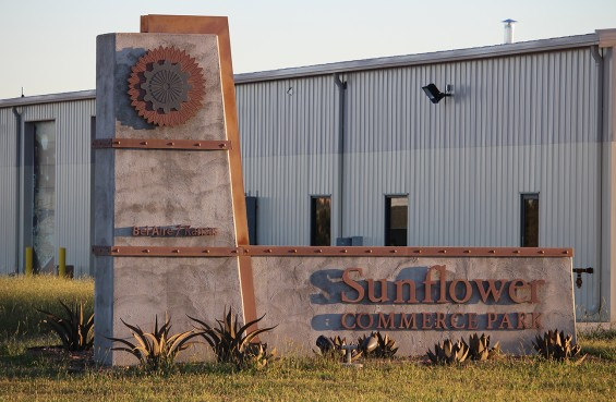 Sunflower Commerce Park, Bel Aire, KS