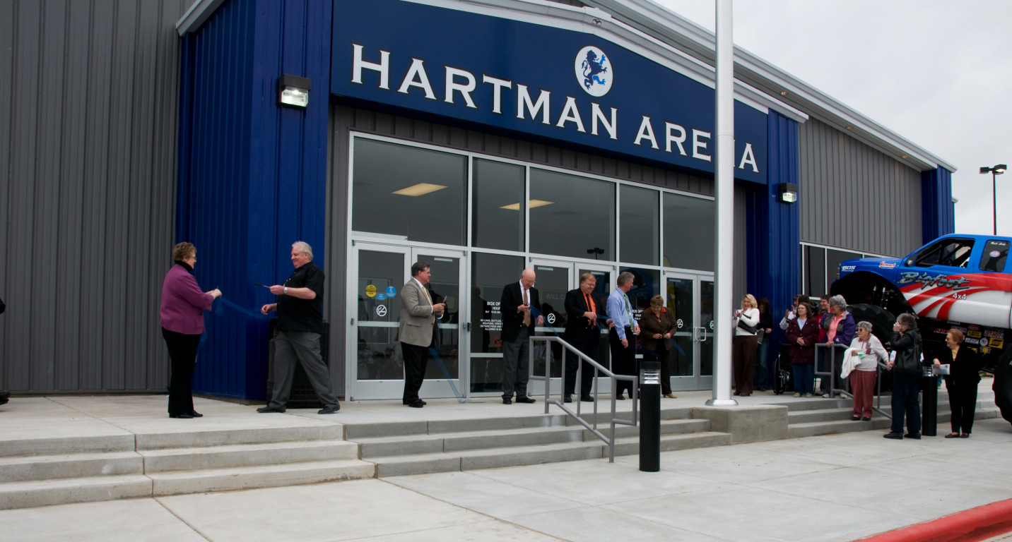 Lk Architecture Sports Hartman Arena Park City Ks 03