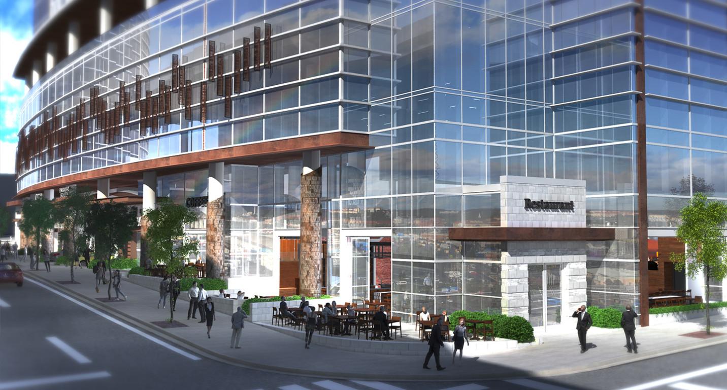 LK Architecture Hospitality Embassy Suites Curio Hotel Nashville TN 02