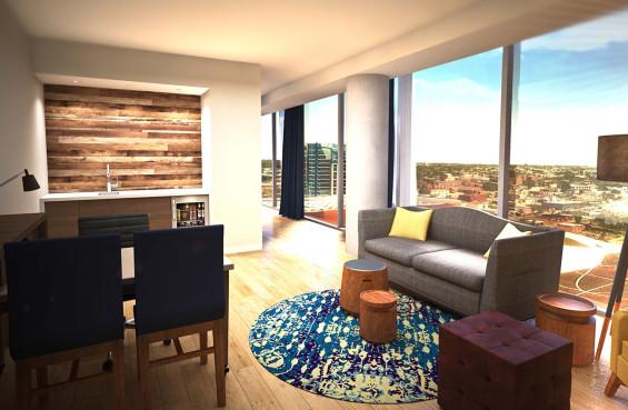 Embassy Suites & 1 Hotel, Nashville, TN