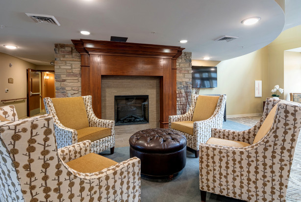 LK Architecture Healthcare Oxford Grand At McKinney Texas 03