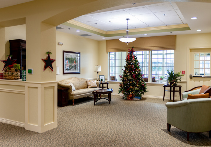 LK Architecture Healthcare Legend Senior Living Broomfield CO 10