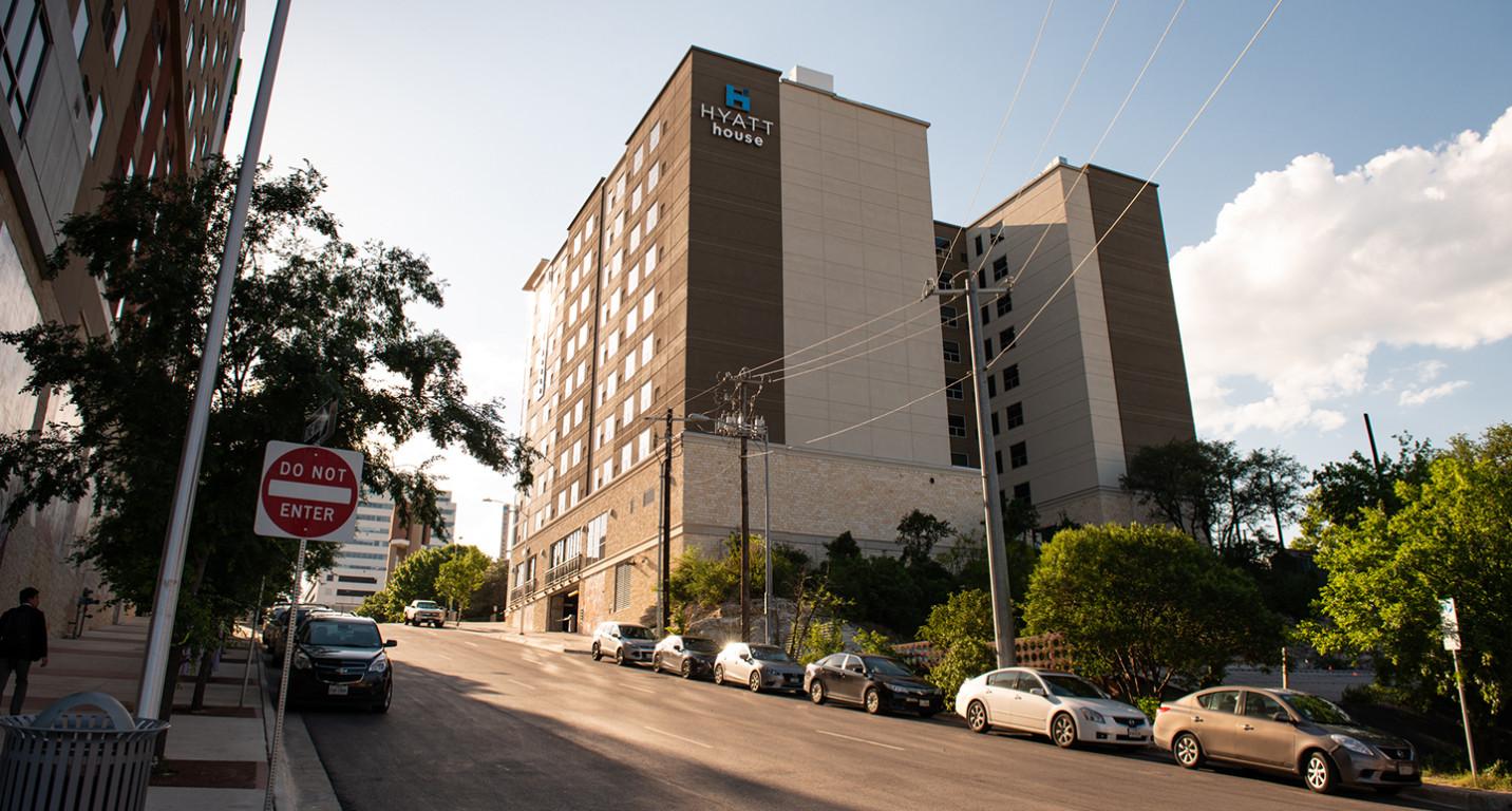 LK Architecture Hospitality Hyatt House Downtown Austin TX 02