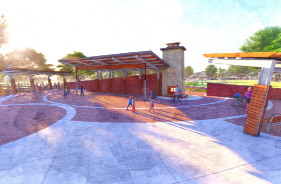 Central Park Commons Master Plan, Bel Aire, KS