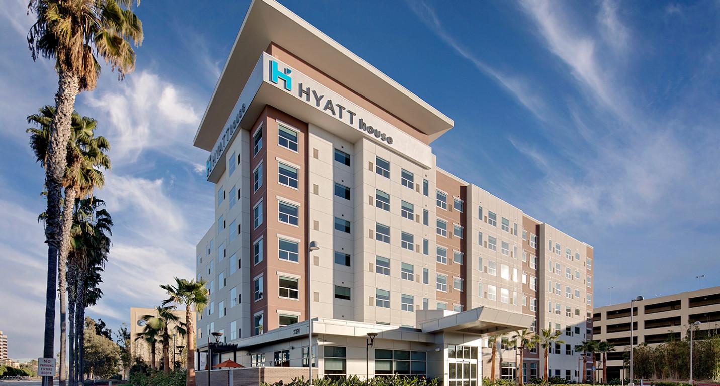 LK Architecture Hospitality Hyatt House Irvine California 02