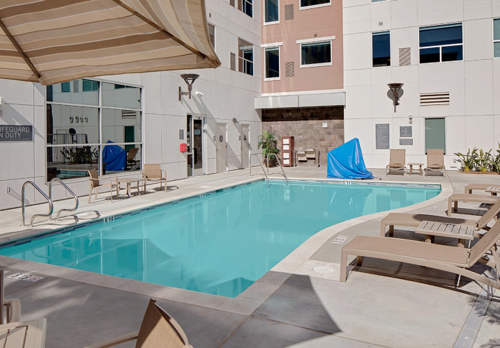 LK Architecture Hospitality Hyatt House Irvine California 03