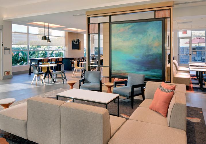 LK Architecture Hospitality Hyatt House Irvine California 04